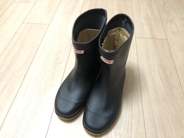Calemanの長靴