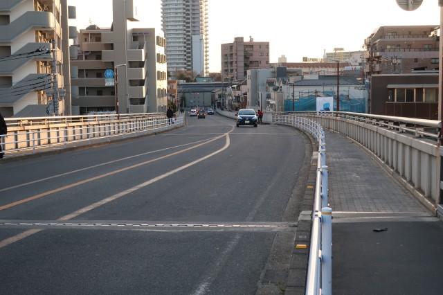 現在の川口陸橋1