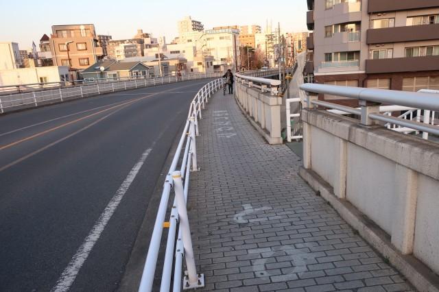 現在の川口陸橋2